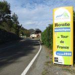 Col du Aspin - a historic col of the Tour de France