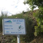Col du Aspin - get the legs going!
