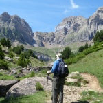 Relaxed walking holiday in the Pyrenees
